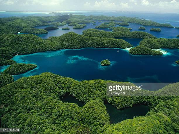 Rock Islands & Jellyfish Lake, Palau