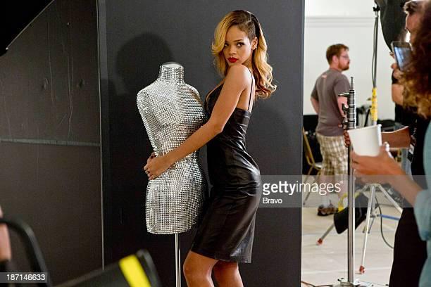 ROCK 'Rock it for Rihanna' Episode 101 Pictured Host Robyn Rihanna Fenty