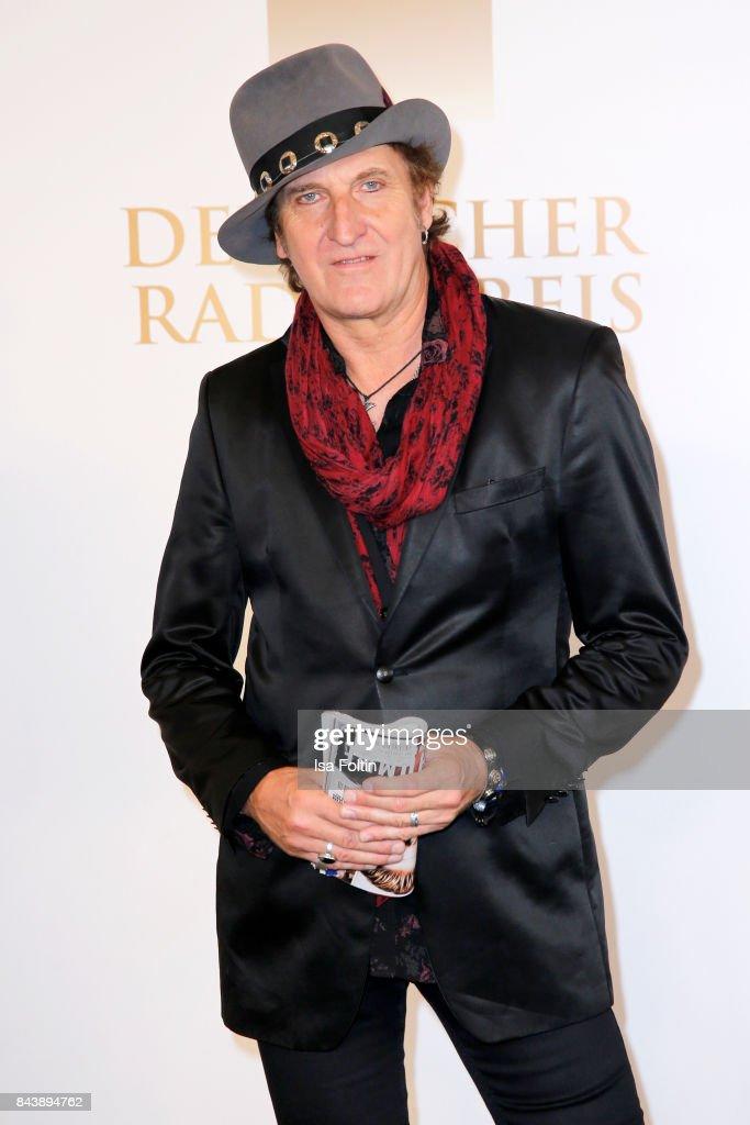 Rock musician Carl Carlton attends the 'Deutscher Radiopreis' (German Radio Award) at Elbphilharmonie on September 7, 2017 in Hamburg, Germany.