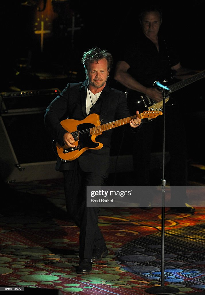 Rock musician John Mellencamp performs at the 2013 Toys'R'Us Children''s Fund Gala on Thursday, May 16 in New York City. One of the largest, single-night fundraisers in New York City, the Toys'R'Us Children's Fund Gala has raised more than $100 million, since its inception, to support charitable organizations that keep children safe and help them in times of need.