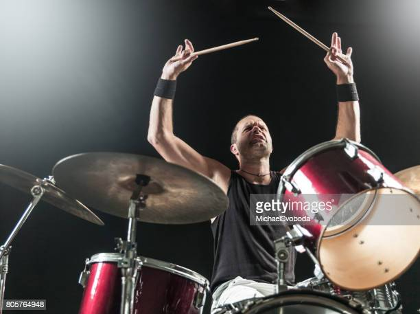 Rock N Roll Drummer