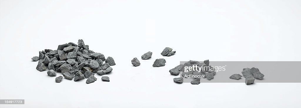 Rock Piles : Stock Photo