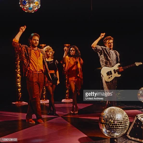 Rock Rock Mode Und Musik Deutschland 1986 Mitwirkende Die Band News Photo Getty Images