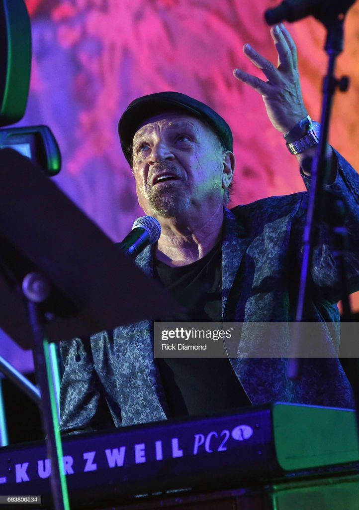 Rock & Roll Hall of Fame member Felix Cavaliere of The Rascals performs during Music Biz 2017 - Industry Jam 2 at the Renaissance Hotel on May 15, 2017 in Nashville, Tennessee.