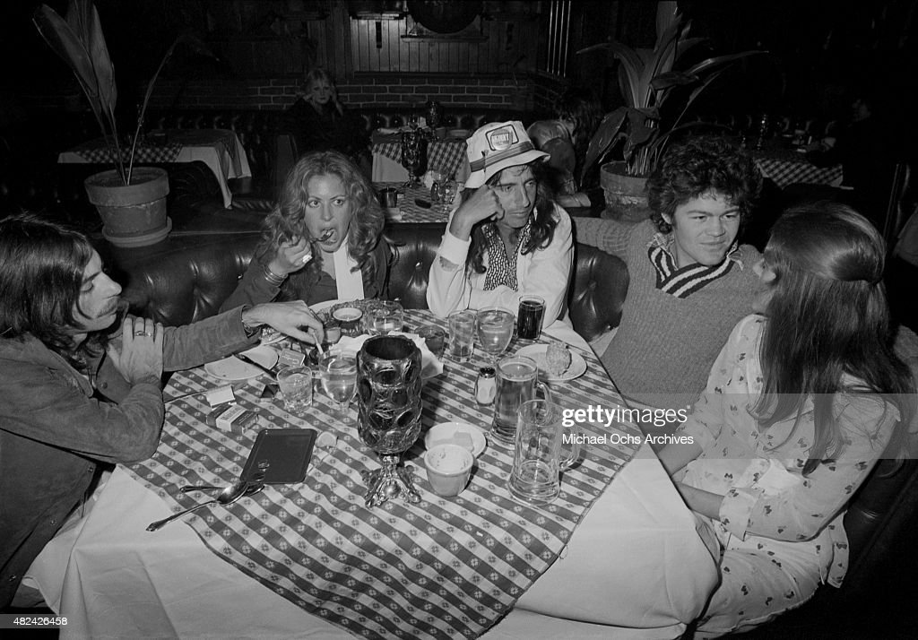 Alice Cooper And Micky Dolenz : News Photo