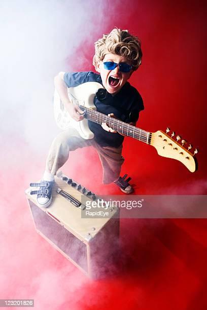 Rock star kid