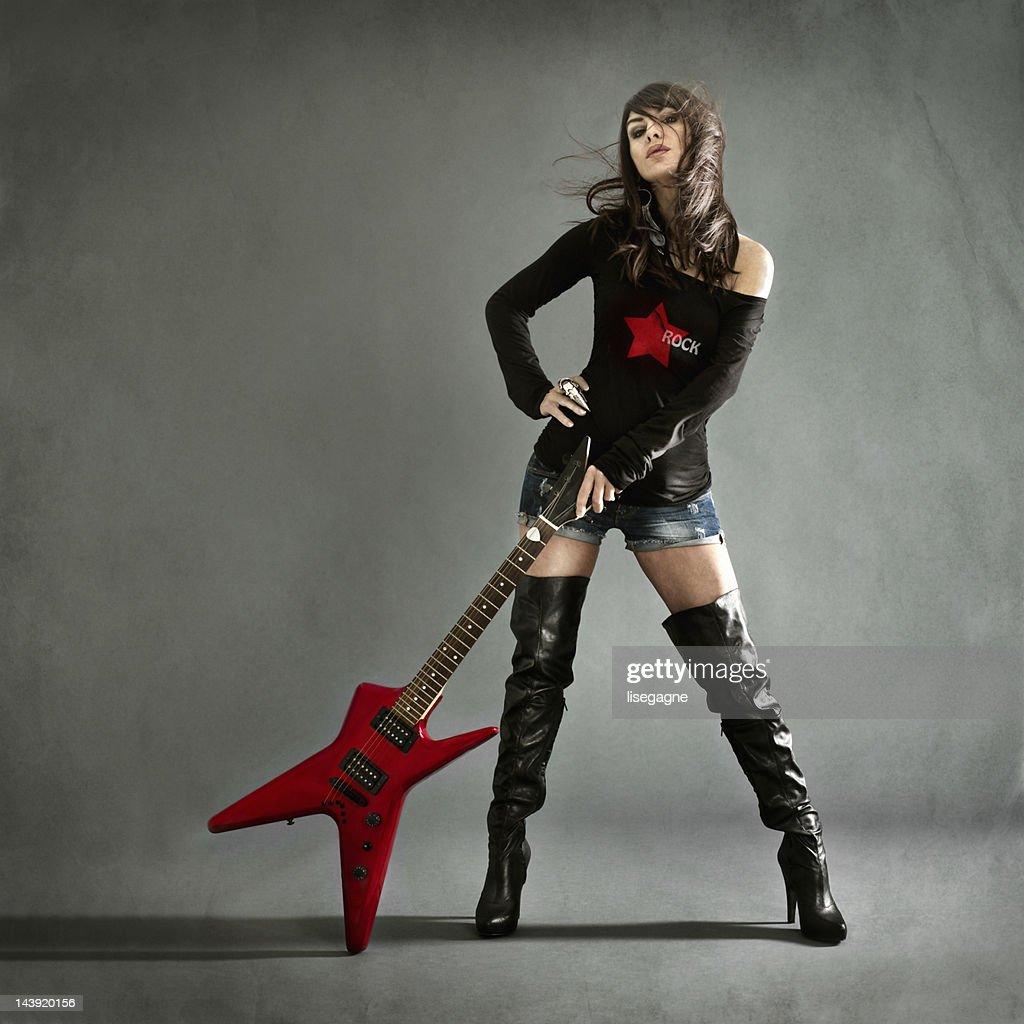 Rock Star : Stock Photo