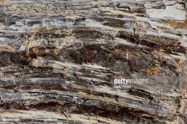 rock textures (natural look) - mármore rocha - fotografias e filmes do acervo