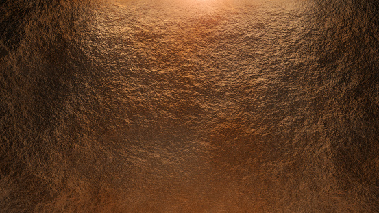 Rock wall background gold 491059812