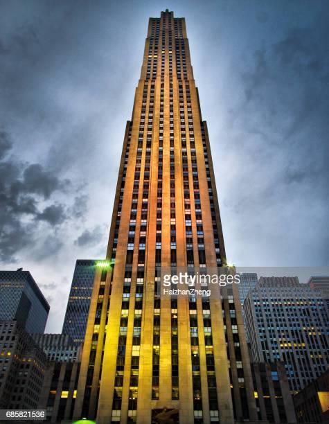 Rockefeller Center in New York