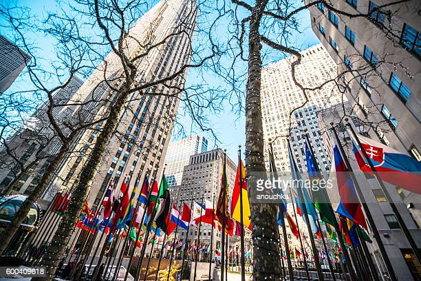 Rockefeller Center, New York, USA