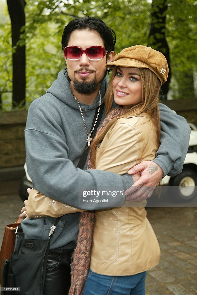 Rocker Dave Navarro With Fiance Actress Carmen Electra At The 9th News Photo Getty Images