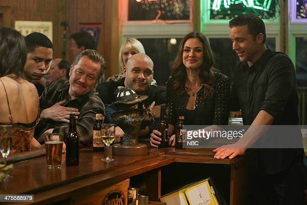 FIRE A Rocket Blasting Off Episode 216 Pictured Charlie Barnett as Peter Mills Christian Stolte as Mouche Joe Minoso as Cruz Daisy Betts as Rebecca...
