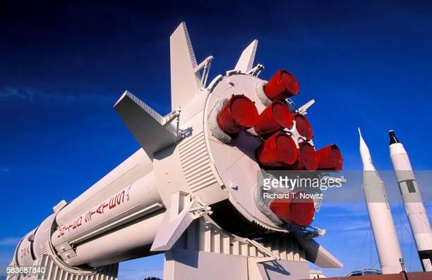 Rocket Garden at John F. Kennedy Space Center