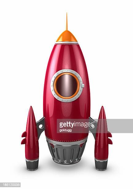 rocket - spaceship stock photos and pictures
