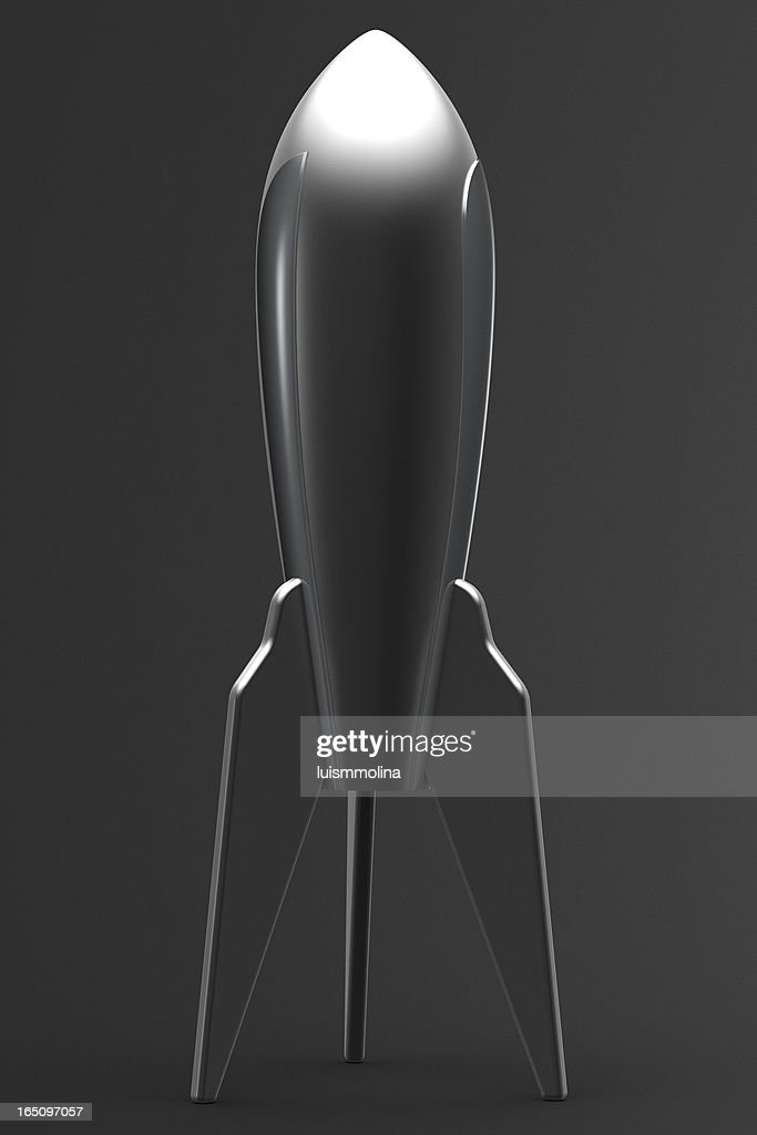 Rocket Toy : Stock Photo