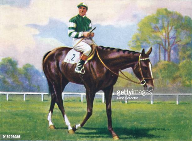 H Wragg' 1939 In 1938 British jockey and racehorse trainer Harry Wragg rode the filly Rockfel whom he described as the best horse he had ever ridden...