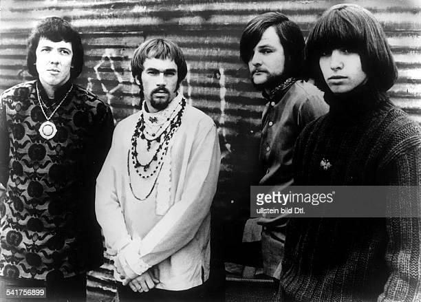 Rockgruppe 1970