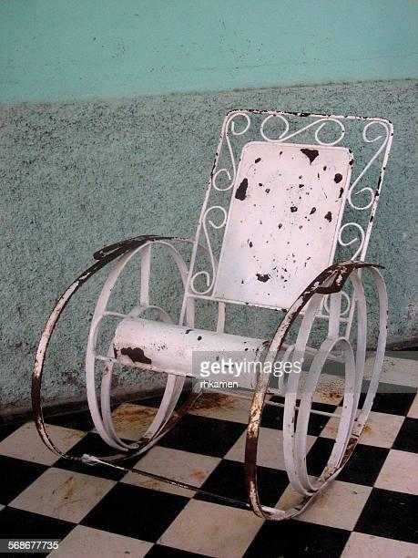 Rocking chair, Cienfuegos, Cuba