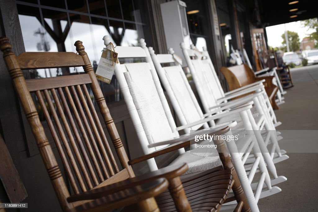 Rocking Chairs Are Displayed For Sale On The Front Porch Of A Cracker News Photo Getty Images Ox yoke introduced after the singletons noticed them nailed above barn doors in the south. https www gettyimages co uk detail news photo rocking chairs are displayed for sale on the front porch of news photo 1183891412