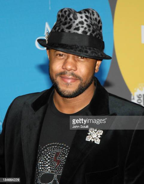 Rockmond Dunbar during 2006 Billboard Music Awards - Arrivals at MGM Grand Hotel in Las Vegas, Nevada, United States.