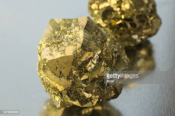 Rocks and Minerals - Pyrite