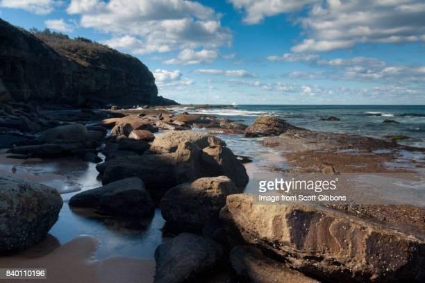 Rocks At Turimetta Head.