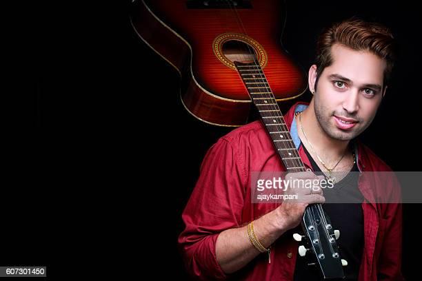 rockstar ながら、ギター