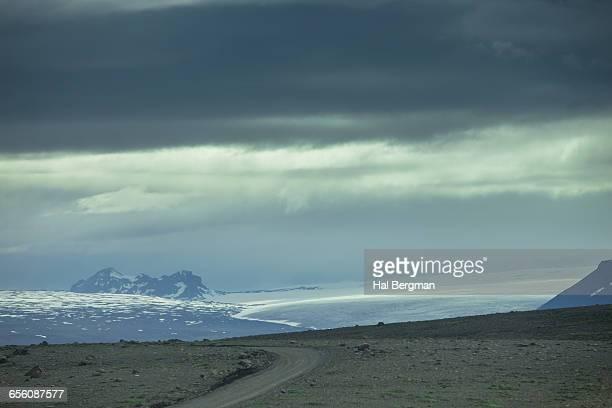 Rocky Barren Icelandic Highlands