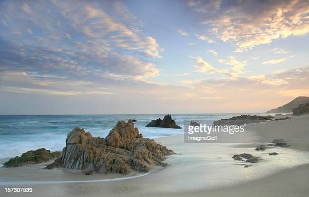 Rocky Beach in Los Cabos Mexico