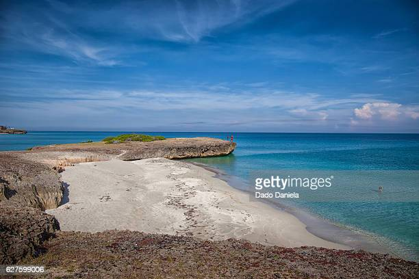 rocky beach - varadero beach stock pictures, royalty-free photos & images