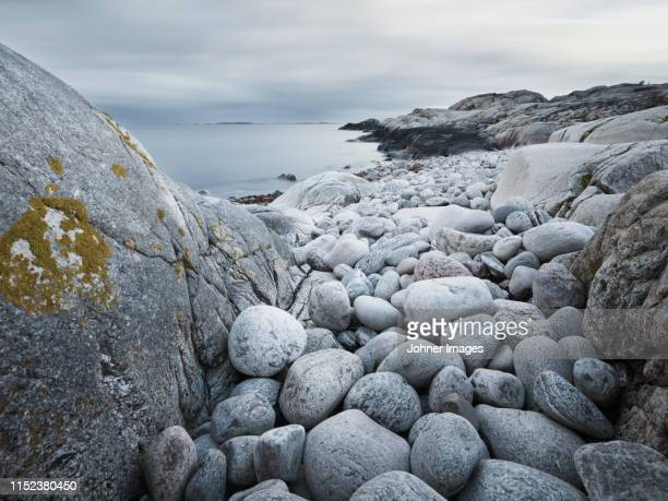 rocky coast - archipelago stock pictures, royalty-free photos & images