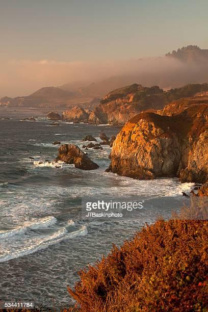 Rocky Coastline of Big Sur, CA