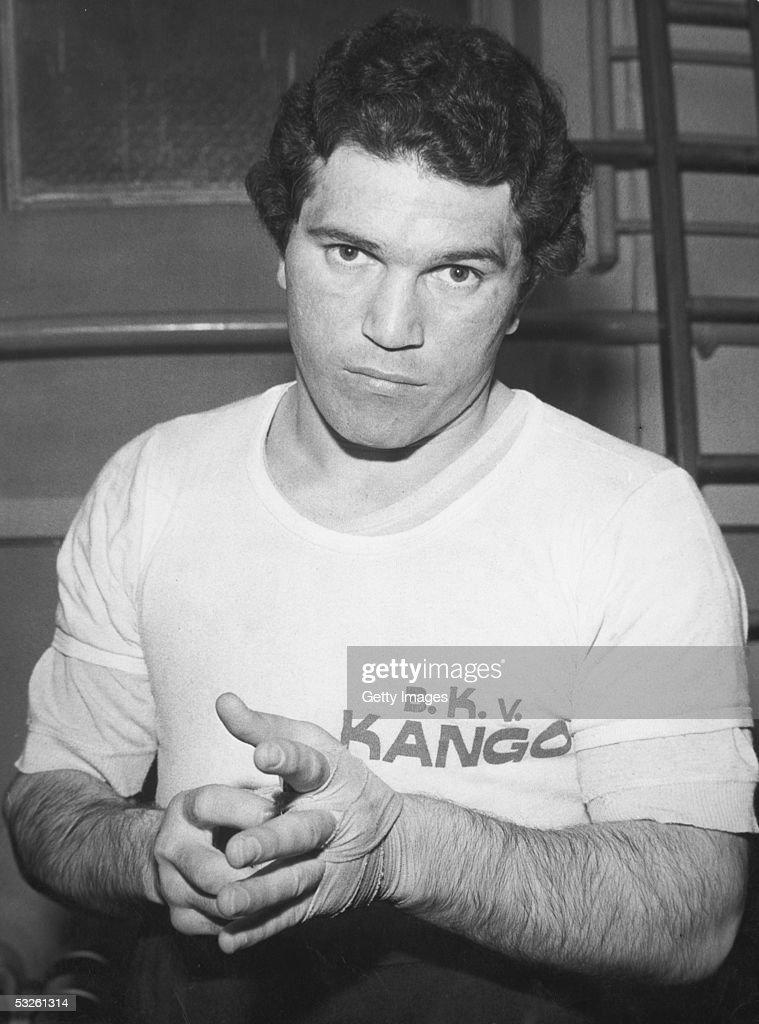 Rocky Mattioli, the current world light-middleweight champion ...