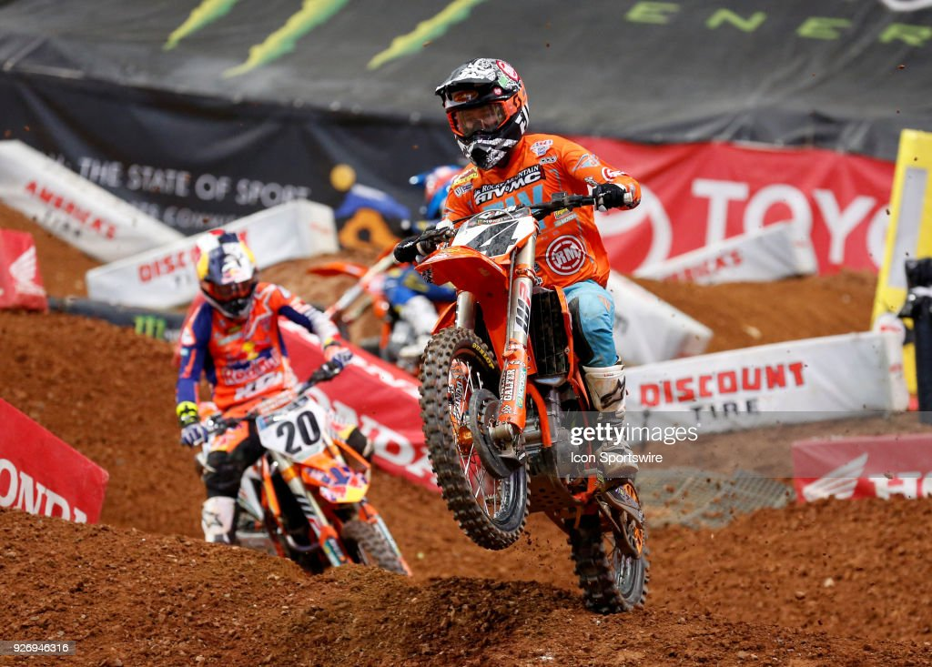auto mar 03 monster energy ama supercross pictures getty images