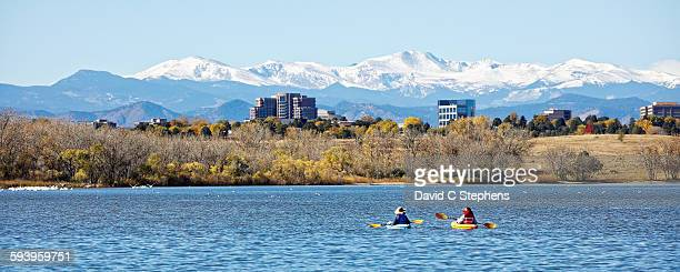Rocky mountain Kayakers