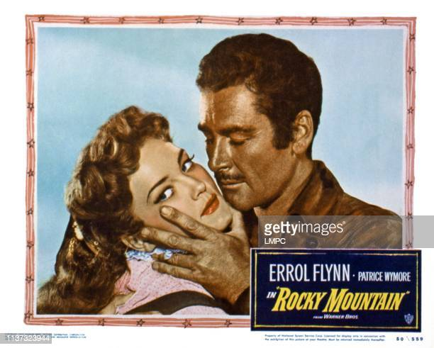 Patrice Wymore Errol Flynn 1950