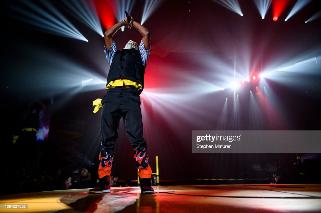 A$AP Rocky In Concert - Minneapolis, MN : News Photo