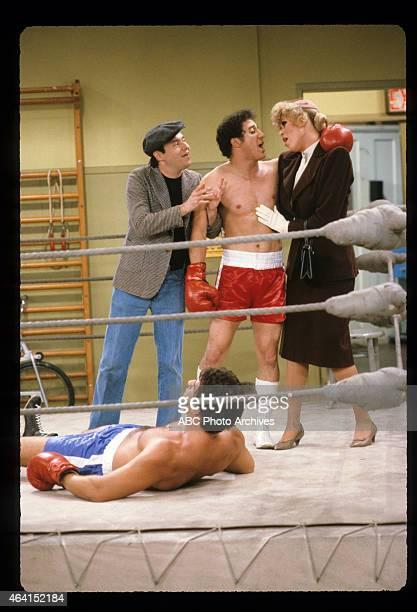 """Rocky Ragu"""" - Airdate: January 26, 1982. DAVID L. LANDER;TONY LONGO ;EDDIE MEKKA;LESLIE EASTERBROOK"""