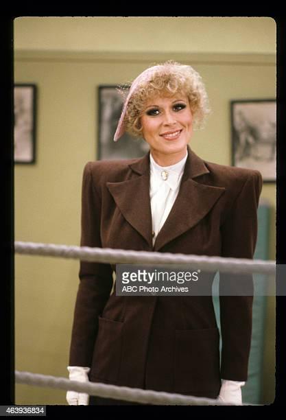 """Rocky Ragu"""" - Airdate: January 26, 1982. LESLIE EASTERBROOK"""