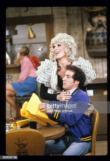 """Rocky Ragu"""" - Airdate: January 26, 1982. LESLIE EASTERBROOK;EDDIE MEKKA"""