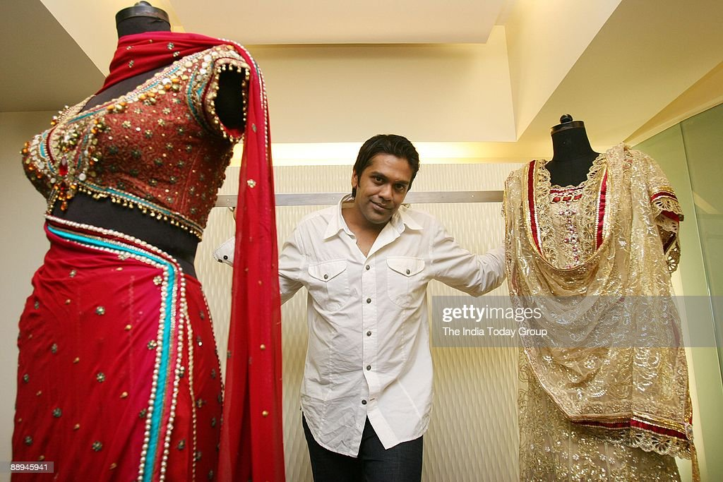 Rocky S Indian Fashion Designer With His Bridal Wear Collection In News Photo Getty Images