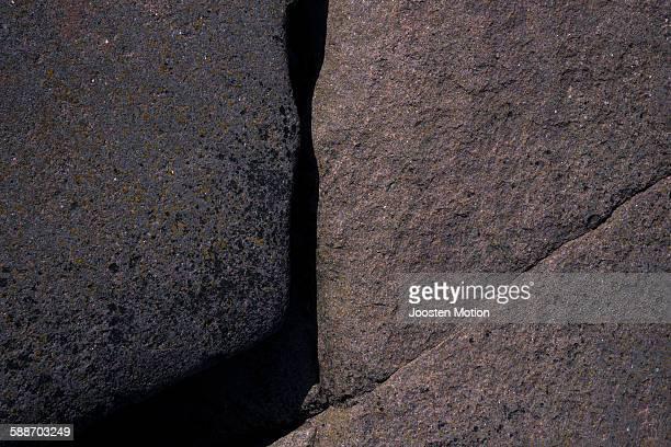 Rocky seams