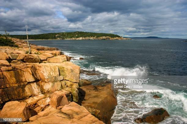 Rocky Shore, Acadia National Park