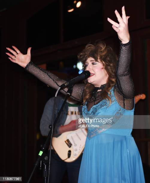 Rockyanne Bullwinkel of The Reputations performs onstage at Nine Mile Records and Touring during the 2019 SXSW Conference and Festivals at on March...