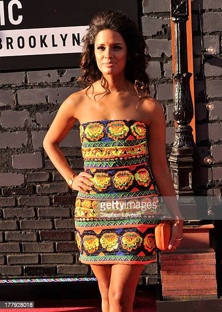 Rocsi Diaz attends the 2013 MTV Video Music Awards at the Barclays Center on August 25 2013 in the Brooklyn borough of New York City