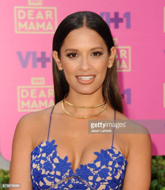 Rocsi Diaz attends VH1's 2nd annual 'Dear Mama An Event to Honor Moms' on May 6 2017 in Pasadena California