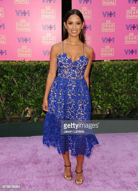Rocsi Diaz attends VH1's 2nd annual Dear Mama An Event to Honor Moms on May 6 2017 in Pasadena California
