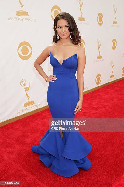 Rocsi Diaz on the red carpet for the 65th Primetime Emmy Awards which will be broadcast live across the country 8:00-11:00 PM ET/ 5:00-8:00 PM PT...