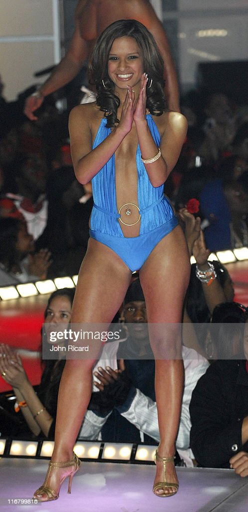 BET's Rip the Runway 2007 - Show : News Photo